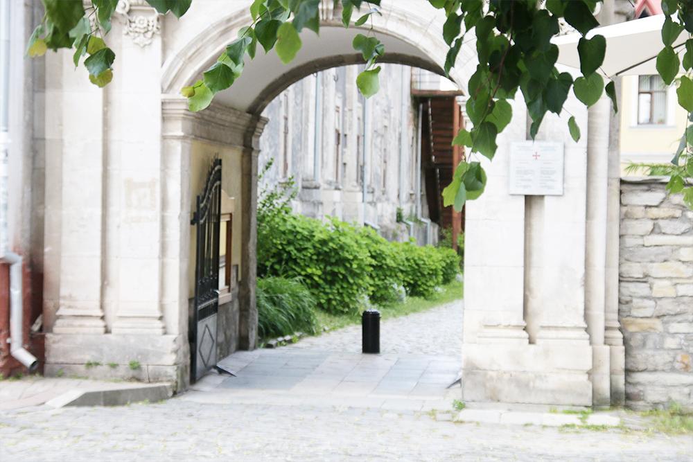 Триумфальная арка Станислава Августа
